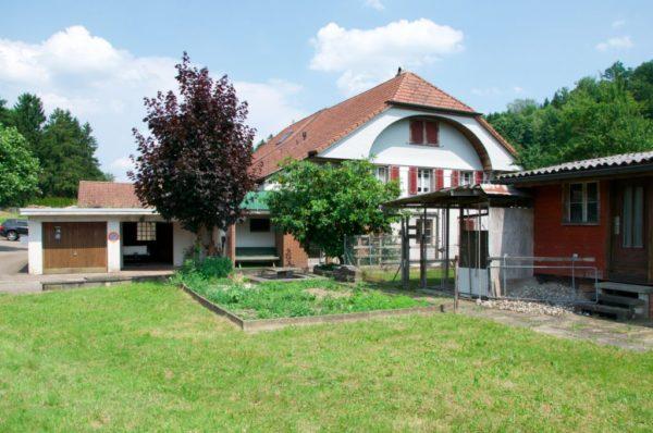 """2-Familien-""""Bauernhaus"""" (Umbauprojekt für 3 individuelle Wohnungen) mit viel Umschwung und Erholungsraum"""