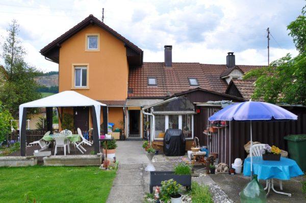 Heimeliges Eigenheim mit Biotop zum wohlfühlen